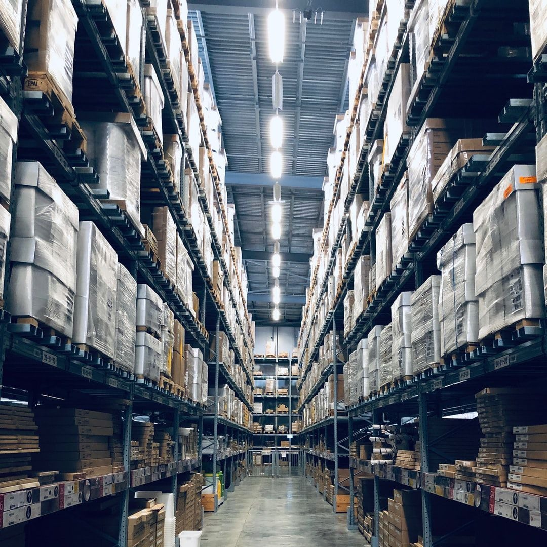 Access your own warehouse storage and fulfillment portal